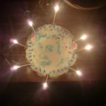 Birthday cake, 2007